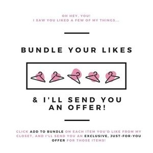 Other - Bundle and Save! 🎉
