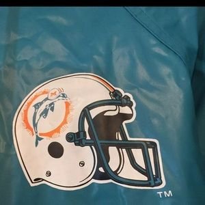 f55f619dc NFL Jackets   Coats - NFL Kids Miami Dolphins Rain Jacket ...