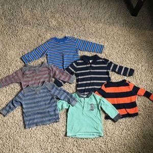 Other - 24 months long sleeve shirt bundle
