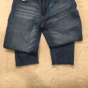 Generra Jeans - Generra cutoff skinny jeans size 1