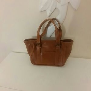 Genuine leather Latico USA purse