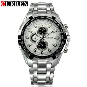Other - SILVER TOP QUALITY MEN BRAND NEW WATCH