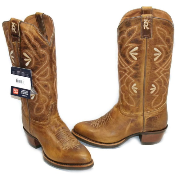 b0105762e59 Tony Lama Women's Size 8B Sonora Western Boots NEW NWT