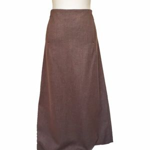 NWT Laundry By Shelli Segal Maxi Skirt