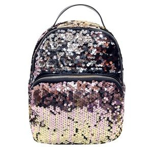 Handbags - 🎉 HP! Multi Color Sequin Mini Backpack