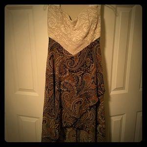 Dresses & Skirts - Strapless sundress, Medium