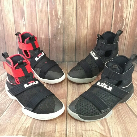4a024a886150 2 pairs NIKE LeBron Soldier 10 Sz 6Y Wo s 7. M 5a024c30d14d7bcf2503d805.  Other Shoes you may like. Youth ...
