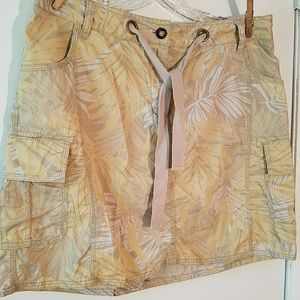 Merona Cargo skirt
