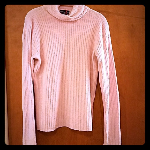 83% off Lifestyle Sandra King Sweaters - Super Soft Light Pink ...