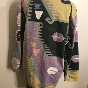 Vintage Jackets & Coats - Awesome 90's Southwestern jacket