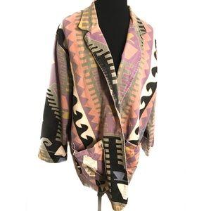 Awesome 90's Southwestern jacket