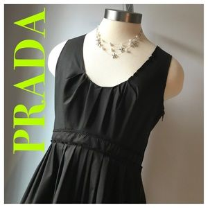 PRADA Racerback Dress