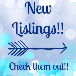 ✨ NEW LISTINGS ✨ All sizes and brand! 🎀 ❤️ OFFERS