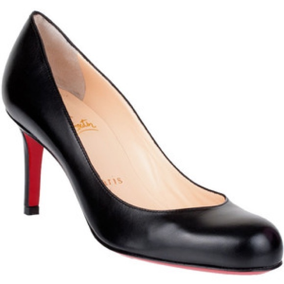 new concept 10b9e 916e4 Christian Louboutin Simple Pump 70 Kid