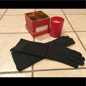 Accessories - MAN! New Zealand Lambskin Shearling Gloves