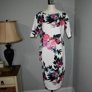Gorg AX Paris wiggle dress