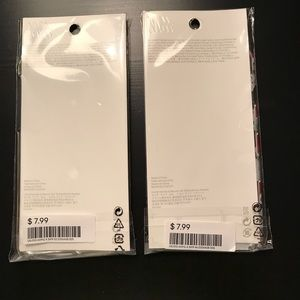 H&M Accessories - Two H&M Christmas themed iPhone 6 Cases