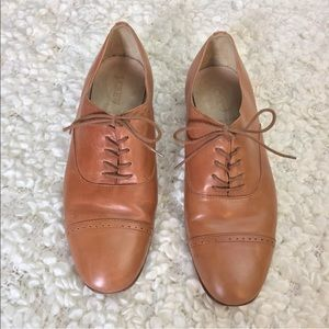 J. Crew Italian Oxfords classy & Sophisticated