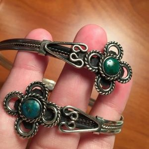 Jewelry - Beautiful Vintage Gypsy Style Arm Cuff