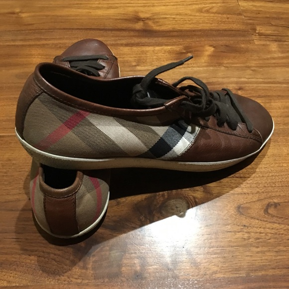 da45d41a1c65 Burberry Other - Burberry men sneakers! Size 43 euro