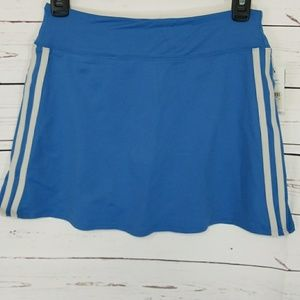VSX Sport body-wick blue and gray skort