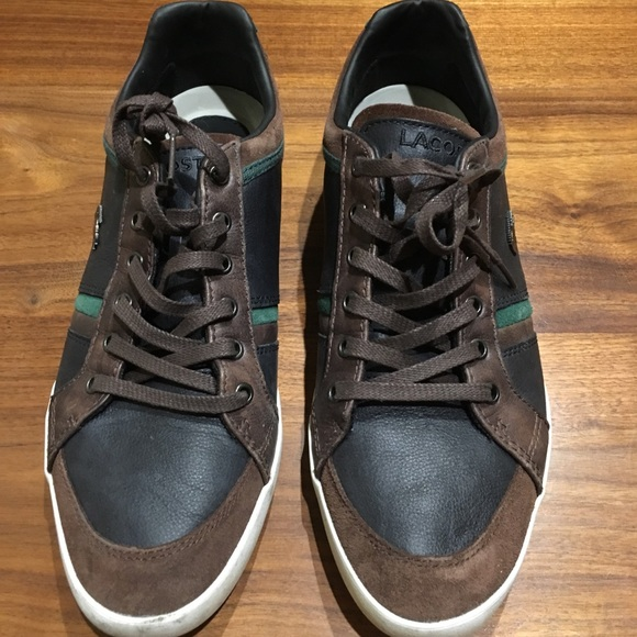 4e8fc79df91 Lacoste Shoes | Men Sneakers | Poshmark