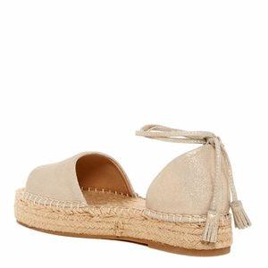 0cacda21218 Splendid Shoes - Splendid Edna Espadrilles Metallic Platform Sandal
