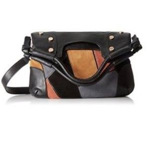 Handbags - Foley&corina patchwork multi blackconvertiblelady