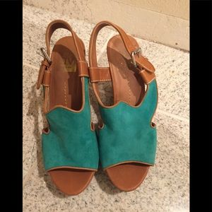 Dolce Vita wedges size 6.5