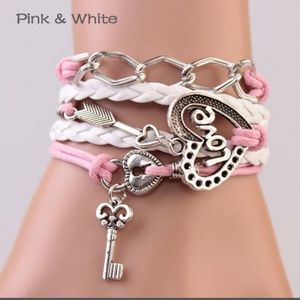 Jewelry - FASHION LOVE BRACELET!!