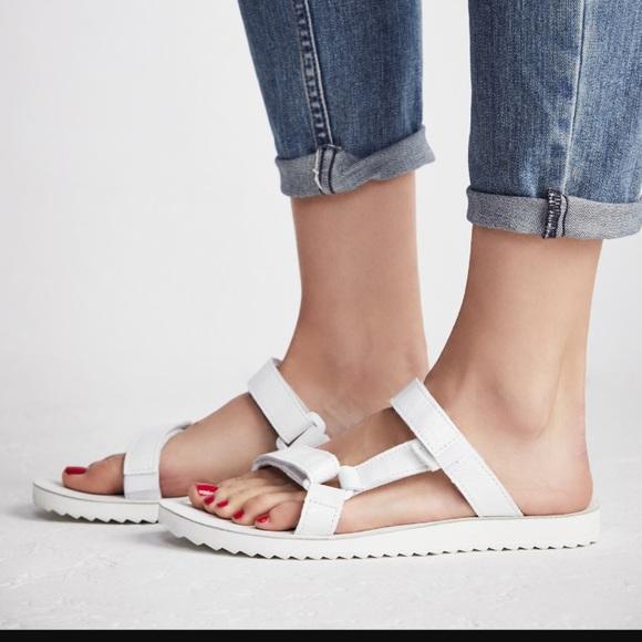 Teva Backless Sandals | Poshmark