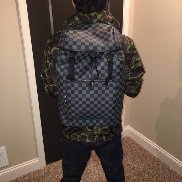 cf601df90350 Louis Vuitton Other - LV ZACK BACKPACK