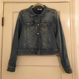 Classic denim jacket from Nordstrom