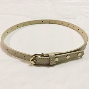 FOREVER 21 - Belt - Beige