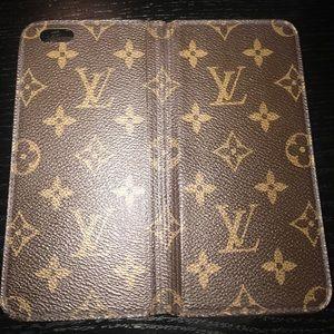 Accessories - Authentic Louis Vuitton iPhone 6 Plus case!!