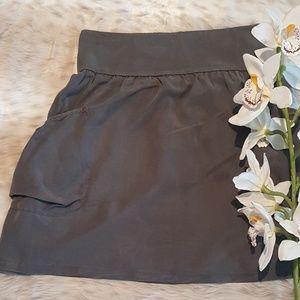 {Zara} Cargo Skirt W/ Side Pockets   Super Soft