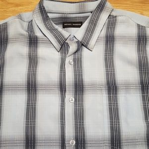 ⚠️⚠️ Michael Brandon men's size 3XL shirt