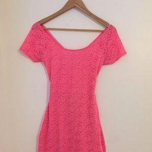 Dresses & Skirts - Forever21 pink dress S