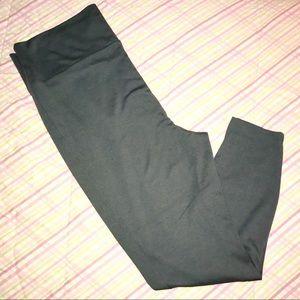 bf9748aba51c57 ... Forever 21+ Gray Leggings ...
