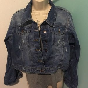 Simply Be Jean Jacket