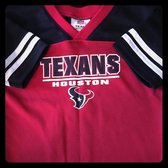Wholesale NFL Shirts & Tops | Houston Texans Jersey T Kids Size 4t Brand  supplier