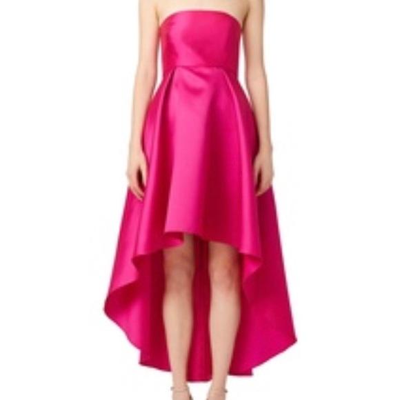 61% off Slate & Willow Dresses Slate Willow Fuschia Peek Around Gown ...