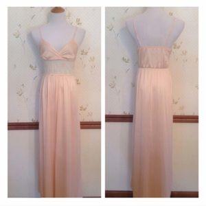 Gorgeous Vintage Maxi Nightgown /Gown! S