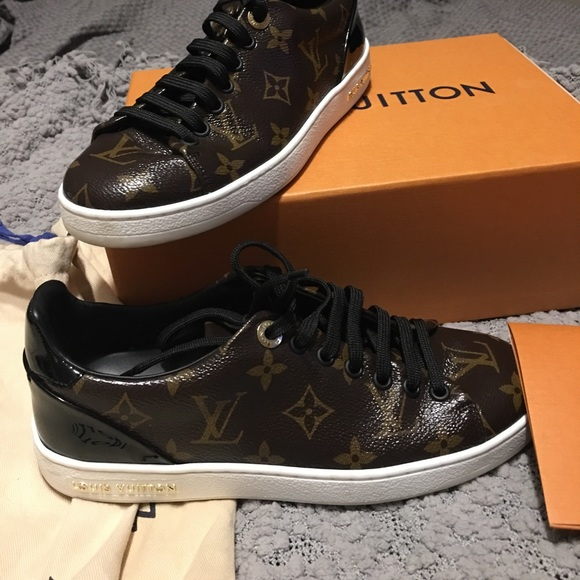 ef91e8909146 Louis Vuitton Shoes - Louis Vuitton Frontrow Sneaker