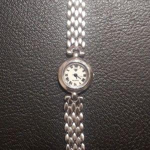 Jewelry - Vintage Sterling Silver Ladies Watch (925)
