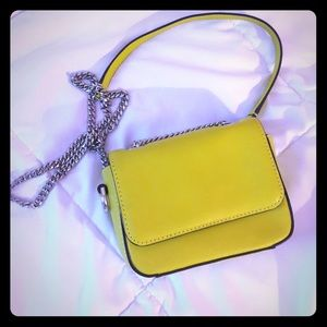 Banana Republic Leather Clutch. Never Used.