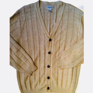 Other - Men's vintage cardigan sweater