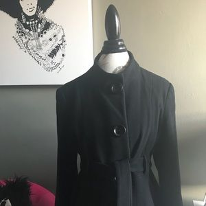 [SOLD] Michael Kors Wool Coat Size 14