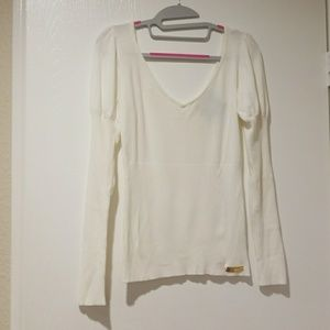 Beautiful cream blouse
