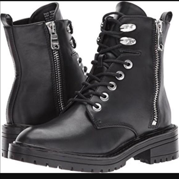 c663fc735aca Steve Madden  REVIVE  Black Boot. M 5a0318f3981829d8ba0659af